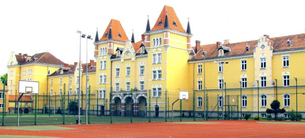 Liceum Ogólnokształcące SPSK w Bartoszycach